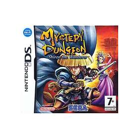 Mystery Dungeon: Shiren the Wanderer (DS)