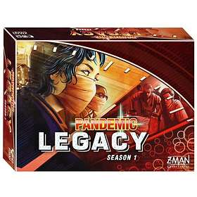 Pandemic Legacy: Red (Season 1)