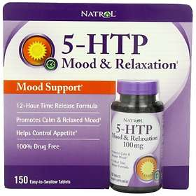 Natrol 5-HTP Mood & Relaxation 150 Tablets
