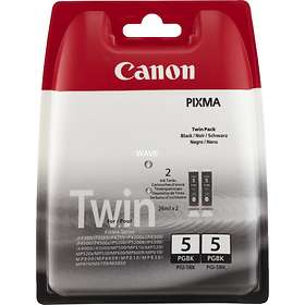 Canon PGI-5BK (Black) 2-pack