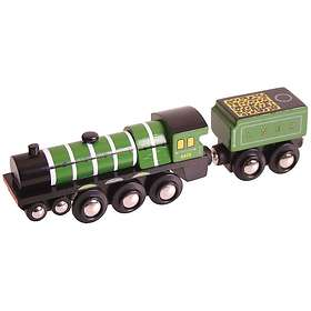 Bigjigs Rail Heritage Collection Flying Scotsman BJT458