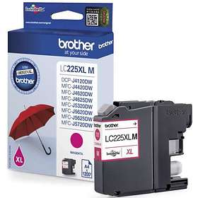 Brother LC225XLM (Magenta)