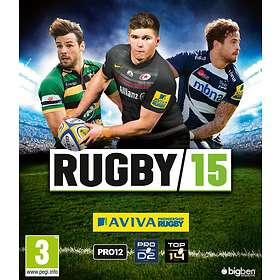 Rugby 15 (Xbox One   Series X/S)
