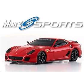 Kyosho Mini-Z Racer MR-03 Ferrari 599 XX Readyset RTR