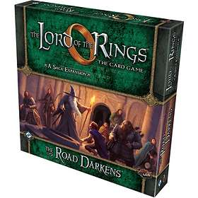 The Lord of the Rings: Card Game - The Road Darkens (exp.)