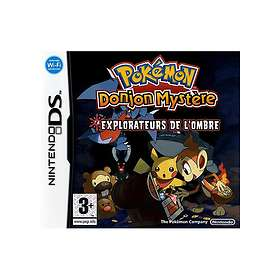 Pokémon Mystery Dungeon: Explorers of Darkness (DS)