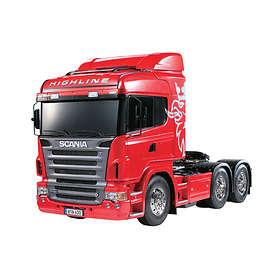 Tamiya Scania R620 6X4 Highline (56323) Kit