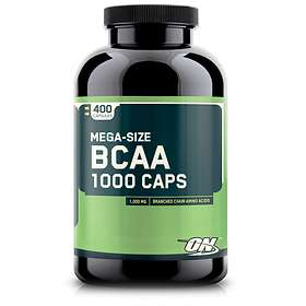 Optimum Nutrition BCAA 1000 400 Capsules