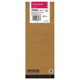 Epson T6063 (Vivid Magenta)