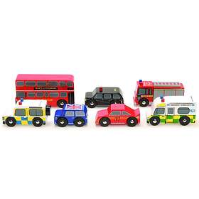 Le Toy Van London Bil Set TV267