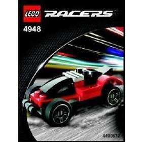 LEGO Racers 4948 Red Racer