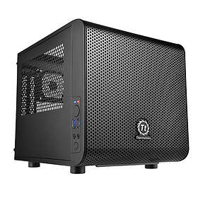 Thermaltake Core V1 (Black/Transparent)
