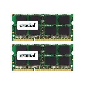 Crucial SO-DIMM DDR3 1600MHz Apple 2x4GB (CT2K4G3S160BM)