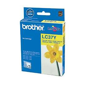 Brother LC37Y (Yellow)