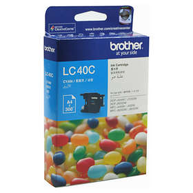 Brother LC40C (Cyan)