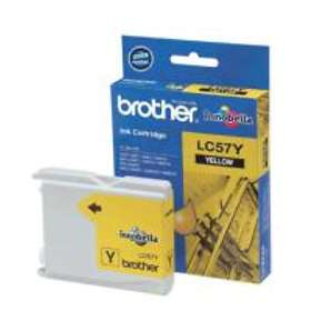 Brother LC57Y (Yellow)