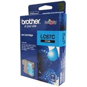 Brother LC67HYC (Cyan)