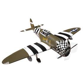 Seagull Models P-47G Thunderbolt (SEA-207) Kit