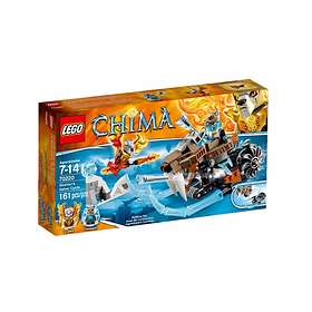 LEGO Legends of Chima 70220 Strainor's Saber Cycle