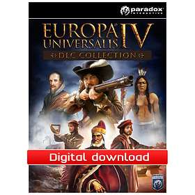 Europa Universalis IV: DLC Collection (Expansion) (PC)