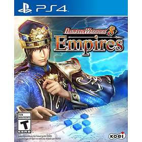 Dynasty Warriors 8: Empires (PS4)