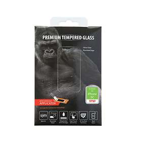 OMP Global Premium Tempered Glass Screen Protector for iPhone 5c