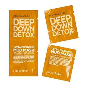 Formula 10.0.6 Deep Down Detox 2x5ml