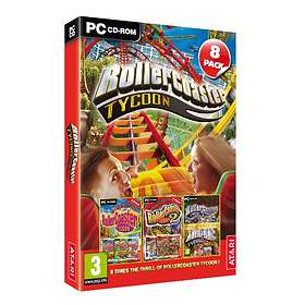 RollerCoaster Tycoon - 8 Pack (PC)