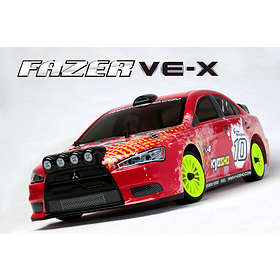 Kyosho Fazer VE-X Lancer Evolution X KX4 ReadySet ARTR