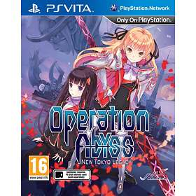 Operation Abyss: New Tokyo Legacy (PS Vita)