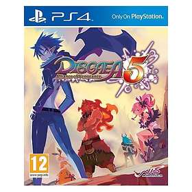 Disgaea 5: Alliance of Vengeance (PS4)