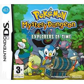Pokémon Mystery Dungeon: Explorers of Time (DS)