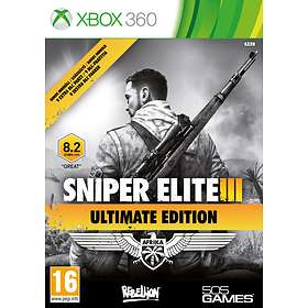 Sniper Elite III - Ultimate Edition (Xbox 360)
