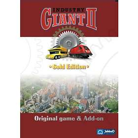 Industry Giant II - Gold Edition (PC)