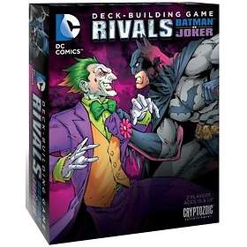 DC Comics: Rivals - Batman vs The Joker