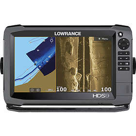 Find the best price on Lowrance HDS-9 Gen 3 | Compare deals on