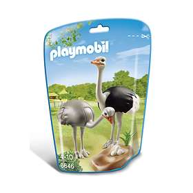 Playmobil City Life 6646 Ostriches with Nest