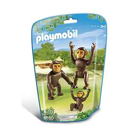 Playmobil City Life 6650 Chimpanzee Family