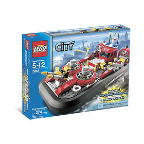 LEGO City 7944 Fire Hovercraft