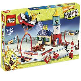 LEGO Spongebob Squarepants 4982 Mrs Puffs Boating School