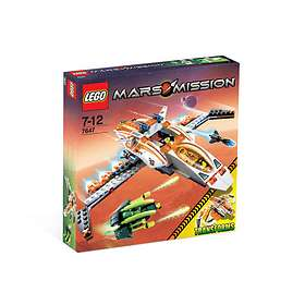 LEGO Mars Mission 7647 MX41 Switch Fighter
