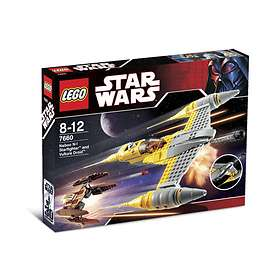 LEGO Star Wars 7660 Naboo N1 Starfighter with Vulture Droid