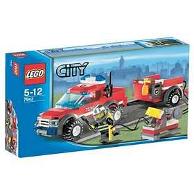 LEGO City 7942 Fire Pick-up Truck