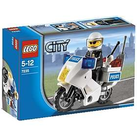 LEGO City 7235 Police Motorcycle