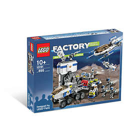 LEGO Factory 10191 Star Justice