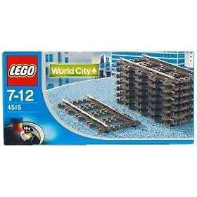 LEGO Trains 4515 Straight Rails