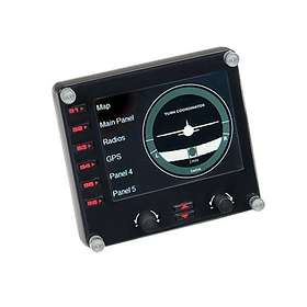 Logitech Pro Flight Instrument Panel (PC)