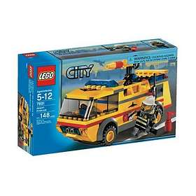 LEGO City 7891 Airport Fire Truck