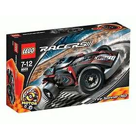 LEGO Racers 8669 Fire Spinner 360
