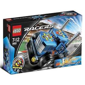 LEGO Racers 8668 Side Rider 55
